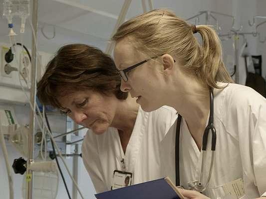 Oppdragsfilm: Ambulanse og Akuttrom